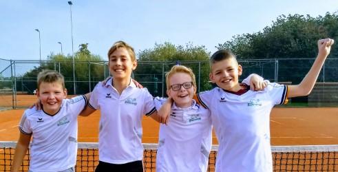 Boskranne team Groen Kampioen in Groen 1!