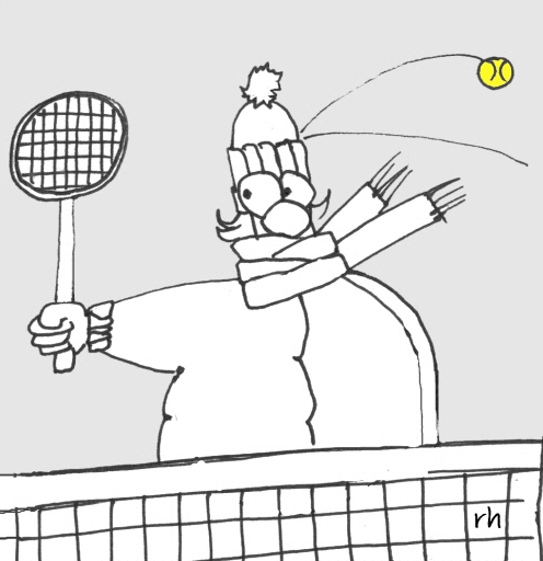 WEL tennisles op 22 januari!!
