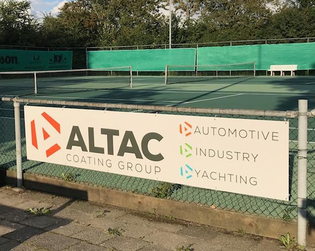 Nieuwe Sponsor: ALTAC