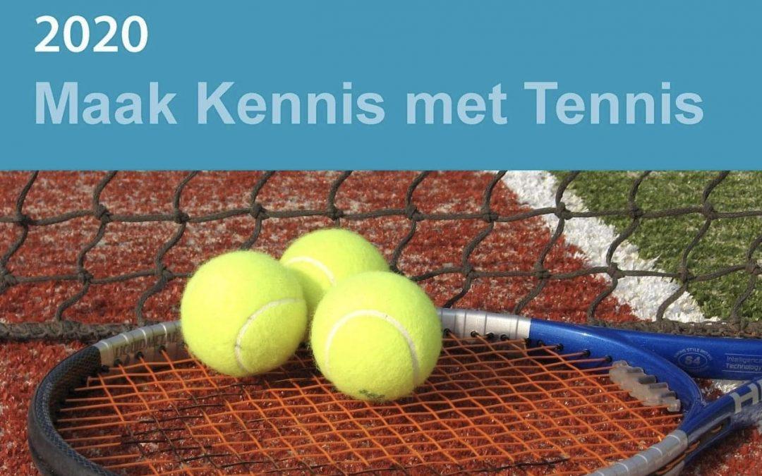 Maak kennis met tennis in Wommels