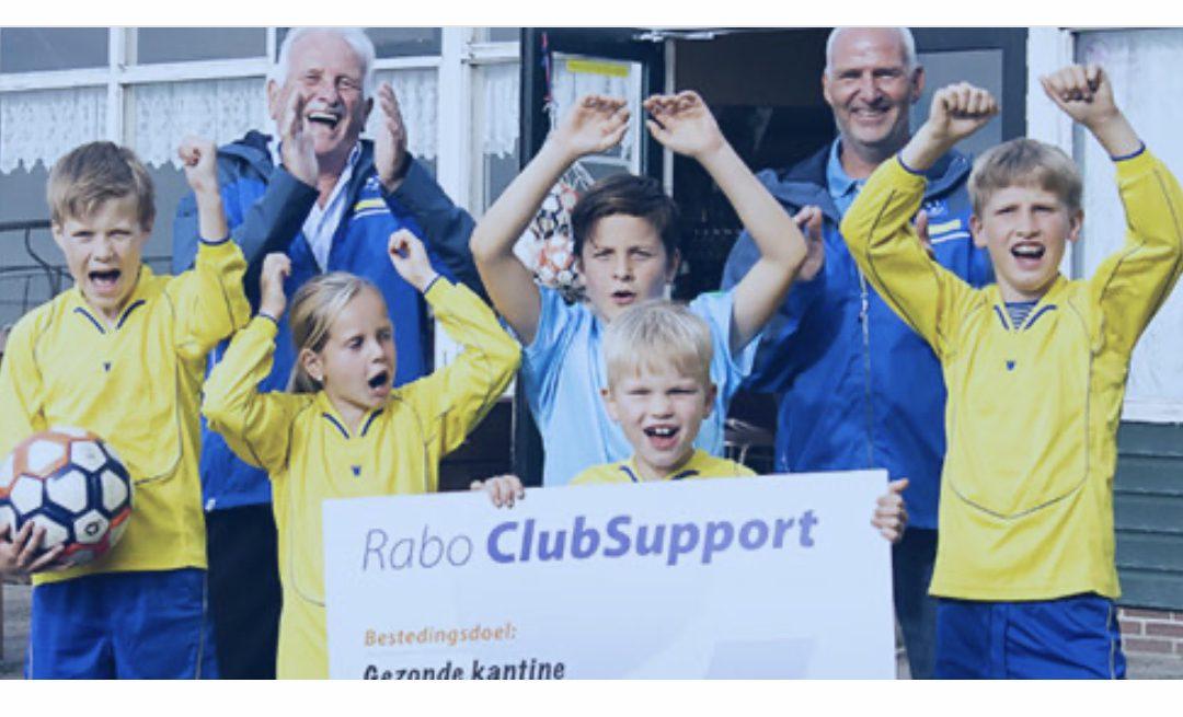 Rabo club support, stem op tennisvereniging Boskranne