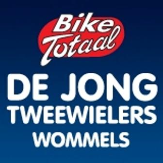 Tweewielers de Jong nieuwe sponsor!