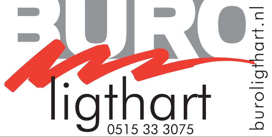 Nieuwe sponsor: Buro Ligthart