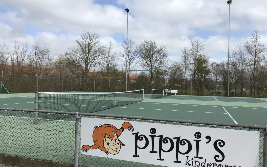 Pippi's Kinderopvang nieuwe sponsor!