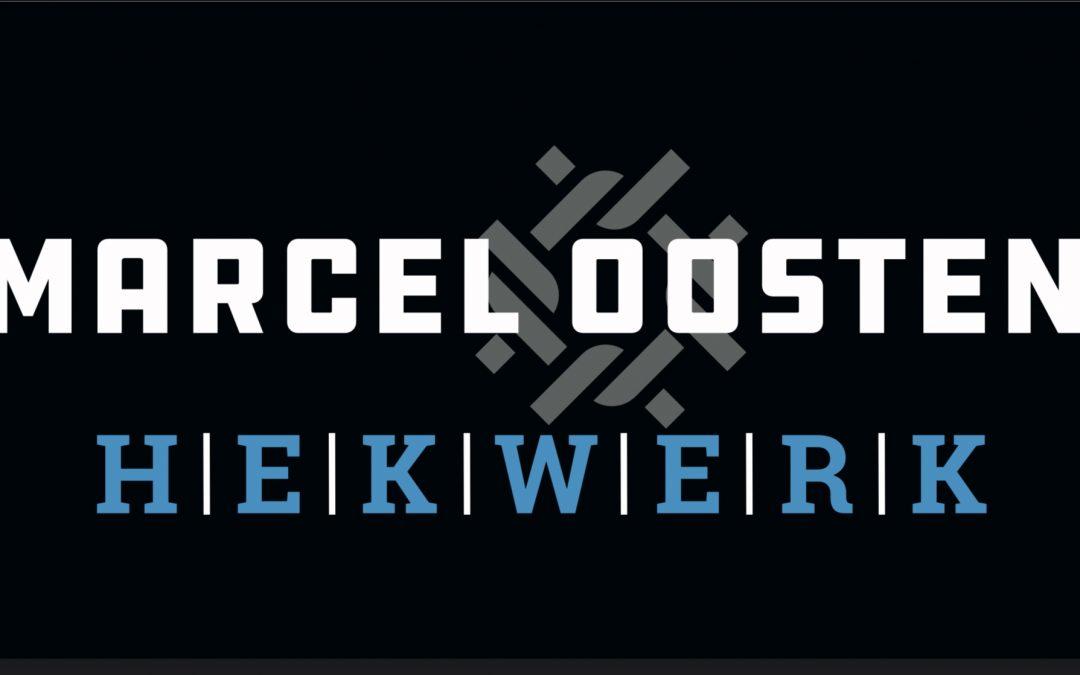 Marcel Oosten Hekwerk nieuwe sponsor!